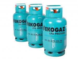 gaz w butlach